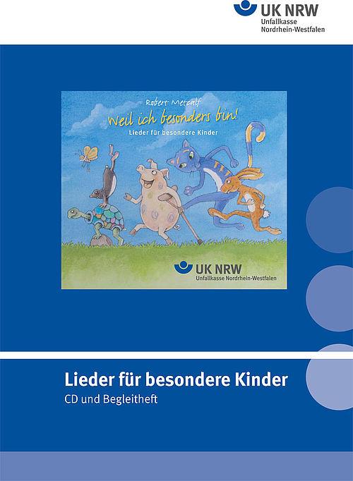 CD mit Begleitheft: Weil ich besonders bin - Lieder für